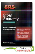 Board Review Series Gross Anatomy, Seventh Edition